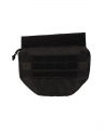 MIL-TEC Drop Down Pouch Black