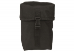 MIL-TEC Large Black Multi Purpose Belt Pouch