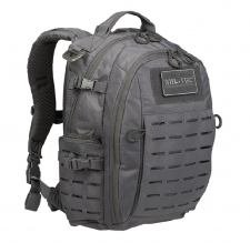 Mil-Tec HEXTAC® LaserCut Backpack Urban Grey
