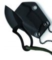 Black Ops Neck Knife kaulatupella