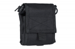 MIL-TEC Empty Shell Pouch Collapsible Black