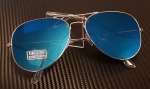 Aviator Aurinkolasit | Ice Blue