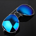 Aviator / Ice Blue peililinssit