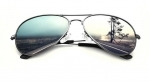 Veithdia Full Chrome Aviator - Polarisoidut TAC linssit