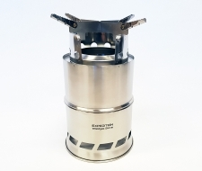 NOVA Expedition Woodgas Stove Risukeitin