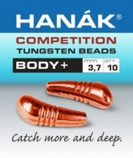 HANAK Competition BODY+ Tungsten Bodies COPPER