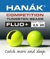HANAK Competition FLUO+ Tungsten Kuulat CHARTREUSE