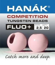 HANAK Competition FLUO+ Tungsten Kuulat LIGHT PINK