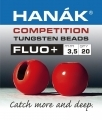 HANAK Competition FLUO+ Tungsten Kuulat RED