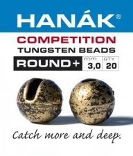 HANAK Competition ROUND+ Tungsten Kuulat BRONZE