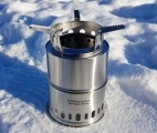 NOVA Expedition II Woodgas Stove Risukeitin