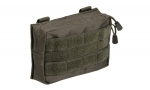 MIL-TEC OD MOLLE Belt Pouch Small
