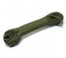 Paracord-naru 30m Olive Green