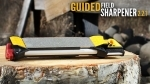 Work Sharp Guided Field Sharpener Monitoimiteroitin - 7 teroitinta samassa!