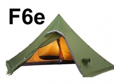 Luxe Outdoor Hexpeak F6e Winter Kotateltta