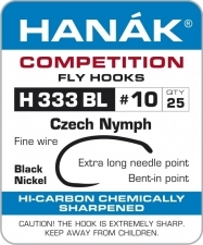 HANAK H333BL Czech Nymph
